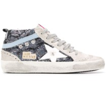 'Mid Star' High-Top-Sneakers