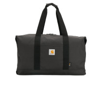 logo patch holdall