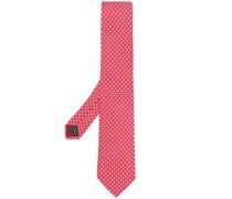 Krawatte mit Soccer-Muster