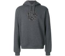 bee crest hoodie