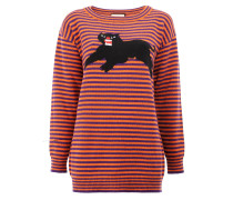 Pullover mit Panther