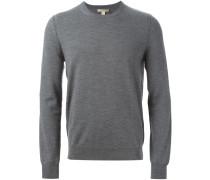 Sweatshirt mit Patches am Ellbogen
