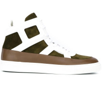High-Top-Sneakers mit Schnürung
