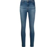 'Maria' Jeans mit hohem Bund