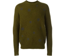 Gerippter Wollpullover - men - Wolle - L