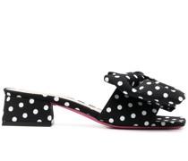 Sandalen mit Schleife