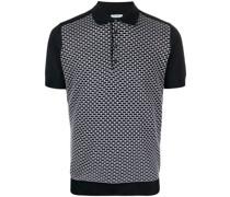 Poloshirt mit Print