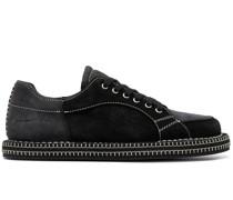 Blé Sneakers mit Einsätzen