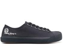 Canvas-Sneakers mit Tabi-Kappe
