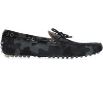 Loafer mit Camouflagemuster - men