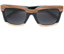 Linda Farrow x  '93 C2' Sonnenbrille