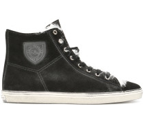 Sneakers mit Fellfutter