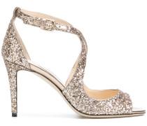 Emily 85 glitter sandals