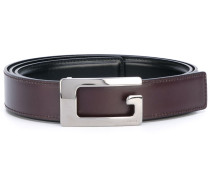 G-buckle belt - men - Leder - 100