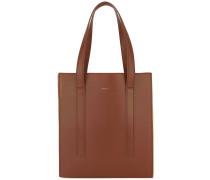 - Handtasche mit bunten Einsätzen - women