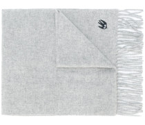 Swallow patch scarf