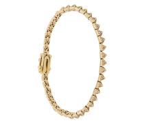 triangle bead bracelet
