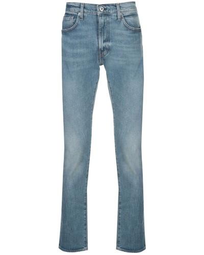 Gerade '' Jeans