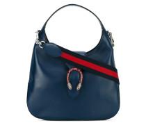 - Dionysus Web detail hobo bag - women - Leder