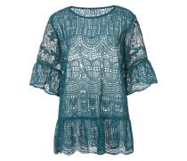 flowy lace blouse