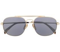 Eckige '7004/S' Sonnenbrille