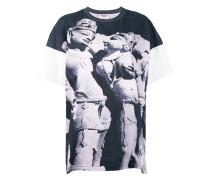 T-Shirt mit Print - women - Baumwolle - S