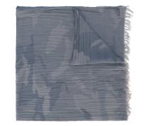 Camouflage-Schal mit Fransen - men - Baumwolle