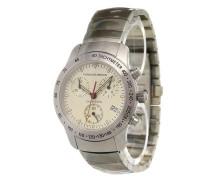 'P10 Chronograph' analog watch