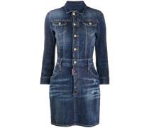 Jeans-Minikleid