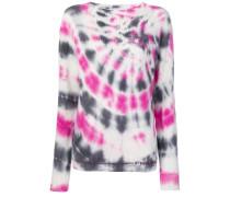 Pullover in Batik-Optik