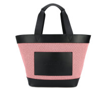 Shopper in Colour-Block-Optik - women