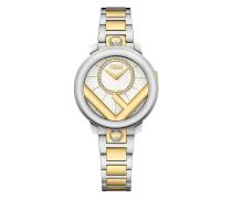 'Runaway' Armbanduhr mit Diamanten, 28mm