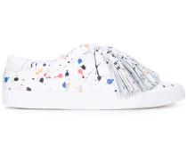 - Sneakers mit Farbklecksen - women - Leder - 6