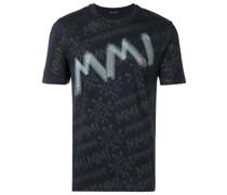 T-Shirt mit Logo-Print