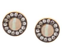 embellished stud earring
