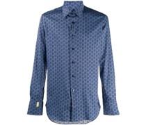 'Milano Crest' Popeline-Hemd