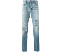 Jeans im Destroyed-Look - men - Baumwolle - 29