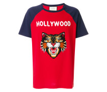 'Hollywood Angry Cat' T-Shirt