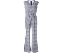 - Jumpsuit mit Zebra-Print - women