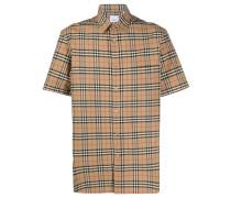 Hemd mit Vintage-Check