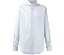 - 'Alain' Hemd mit Längsstreifen - men