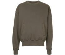 front pockets sweatshirt