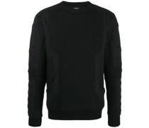 Gepolstertes Sweatshirt mit Logo