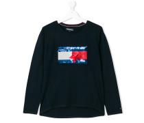 embellished sequin jumper