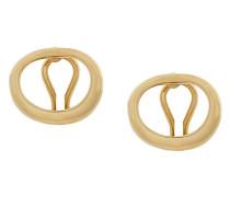 Naho clip earrings