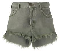 'Le Wolves' Jeans-Shorts