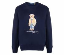 Sweatshirt mit Polo Bear