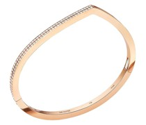 18kt 'Antifer' Rotgoldarmband mit Diamanten