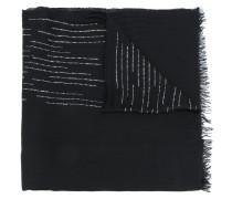 Schal mit Metallic-Verzierung