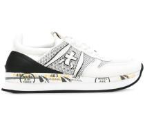 'Liz' Sneakers - women - Leder/Polyester/rubber